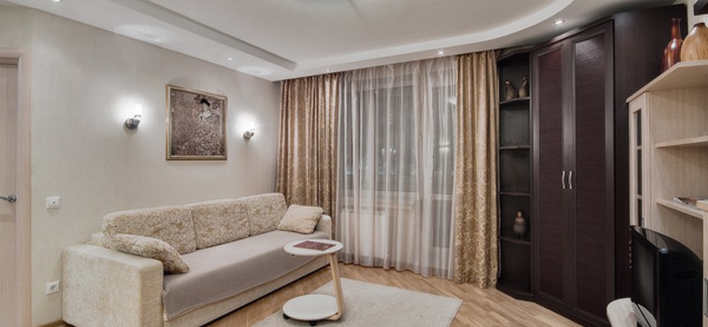 2 Rooms Apartment, Octyabrskaya Muse