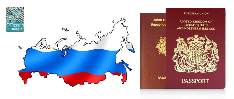 Russian Visa Rates – Important to Settle on Time
